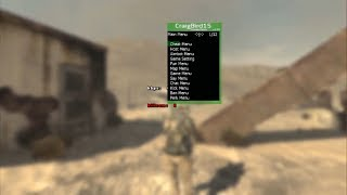 MW2 Aimbot + Mod Menu Ep.31 BEST MENU NOW?!?! (No Jailbreak)