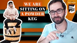 We Are Sitting On A Powder Keg | The Matt Walsh Show Ep. 55
