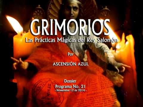 Grimorios, Las prácticas mágicas del Rey Salomón (Noviembre 12 de 2014)