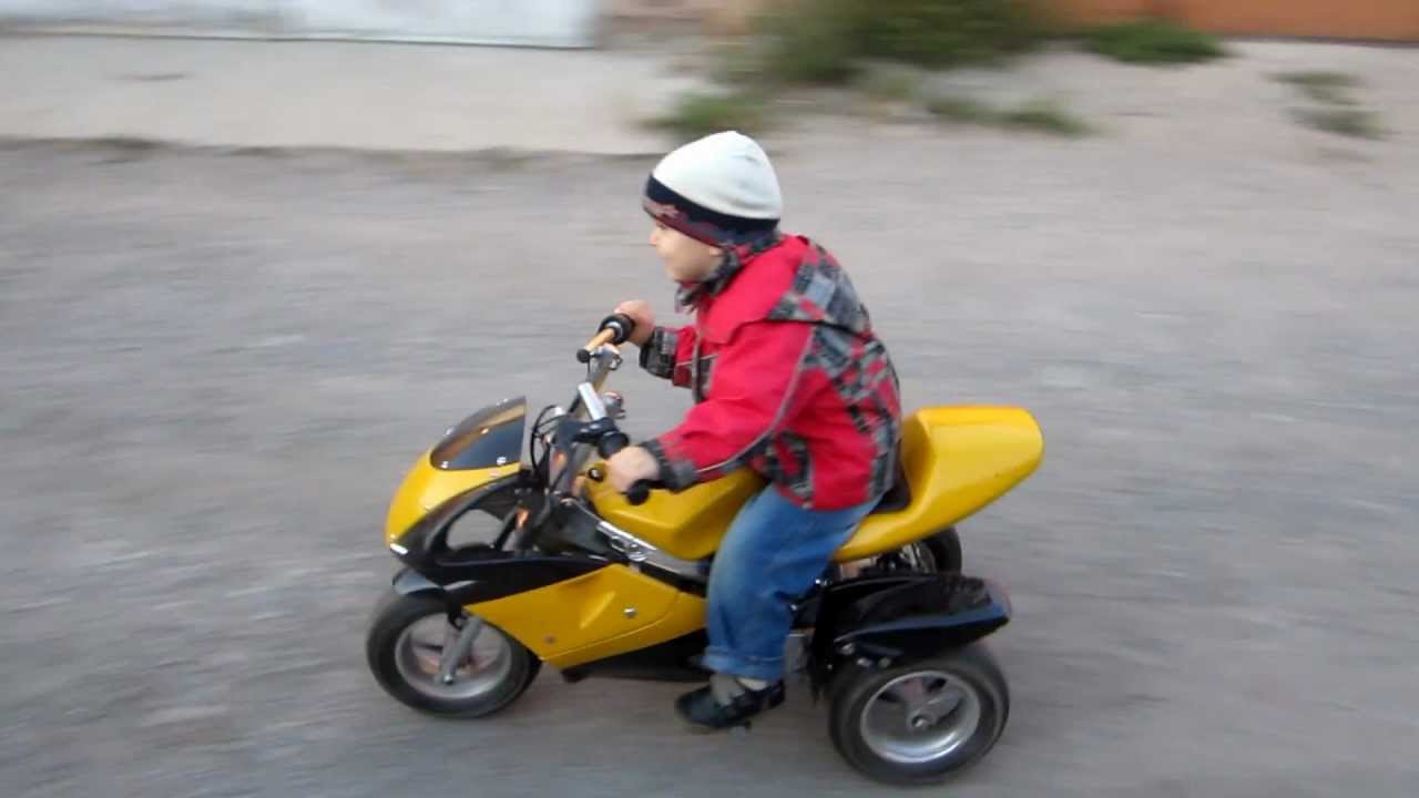 Ремонт детского электромотоцикла своими руками 22
