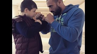new video of badr hari boxing