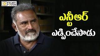 Banerjee Praises NTR Act in Janatha Garage Movie Climax - Filmyfocus.com