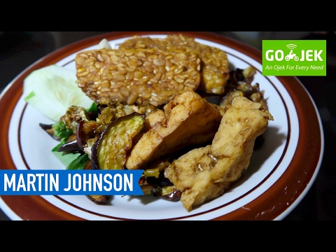 How to Order Food with the GO-JEK App