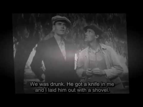 The Grapes of Wrath 1940 Jim Casy