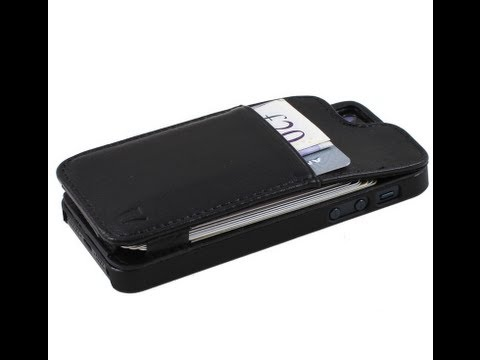 Vaultskin Lexx Wallet Case for iPhone 5