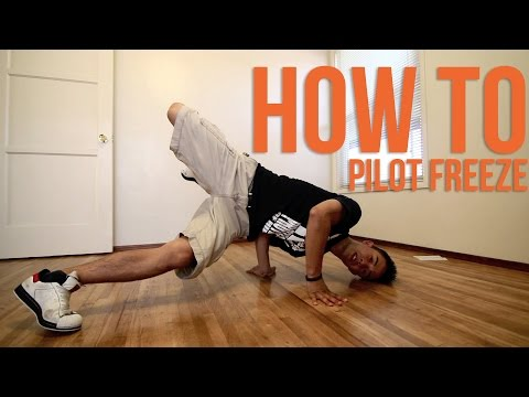 How to Breakdance | Pilot | Freeze Basics