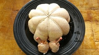 mqdefault How To. Debone A Whole Chicken.A Stuffed Chicken Cushion. TheScottReaProject   food recipe image