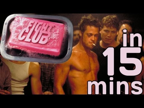 Fight Club in 15 Minutes | FULL PLOT! [FCS-Z]