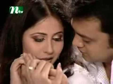 Romantic Bangla Song Acting By Real Couple 4 video
