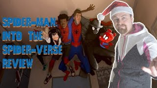 Spider Man Into the Spider Verse Review | So, I Just Watched