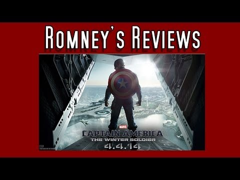Romney's Reviews - Captain America: The Winter Soldier