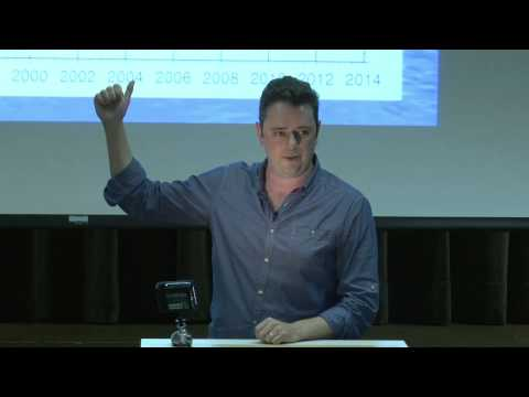 GCC Climate Change Lecture with DrJoshWillis