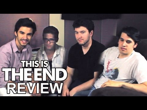 This Is The End - Movie Review