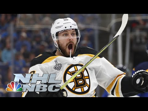 NHL Stanley Cup Final 2019: Bruins Vs. Blues | Game 3 Extended Highlights | NBC Sports