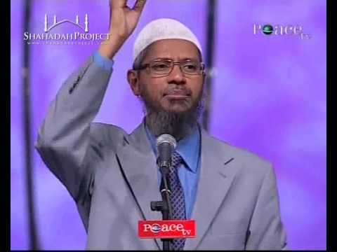 Hq: Peace Conference 2009 - Women's Rights In Islam By Dr. Zakir Naik - Part 16 21 video