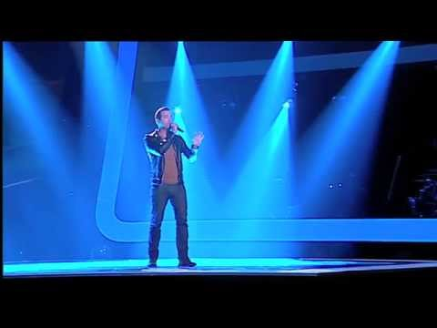 "Rui Drumond - ""Wrecking Ball"" James Artur - Prova Cega - The Voice Portugal - Season 2"