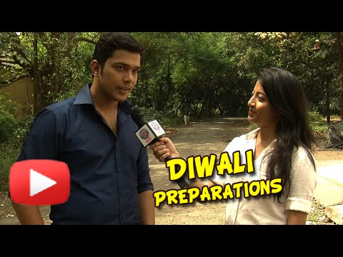 Suyash Tilaks Exciting Plans For Diwali - Ka Re Durava - Zee...