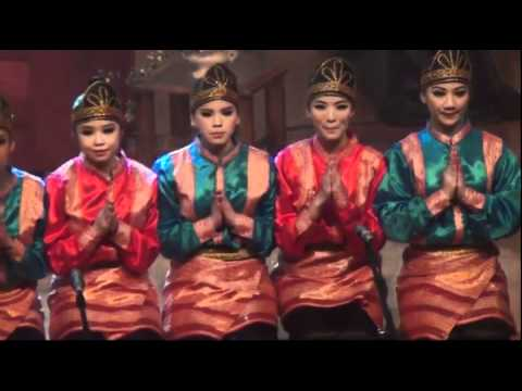 Buddhist Reborn's Saman Dancer First Performance on 7TH Global Conference on Buddhism