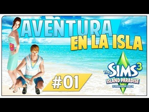 Los Sims 3 Aventura en la Isla   Parte 1: La moda de Isla Paradiso (Review de peinados y ropa)