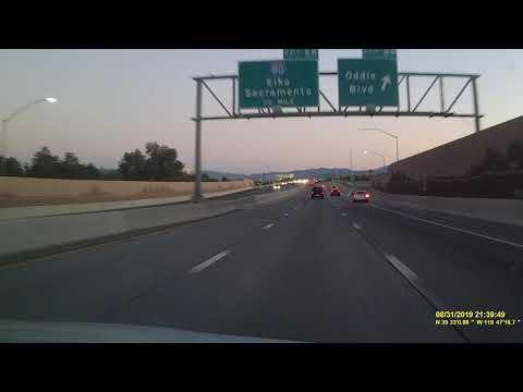 Reno Road Rage Incident