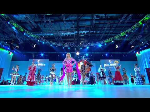 Miss World 2014 - Dances Of The World video