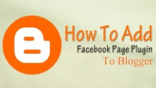 (4.43 MB) How to add Facebook Page Plugin to Blogger - 2017 Mp3