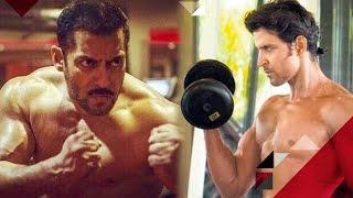 Salman Khan V/S Hrithik Roshan :The BIG FIGHT | Bollywood News