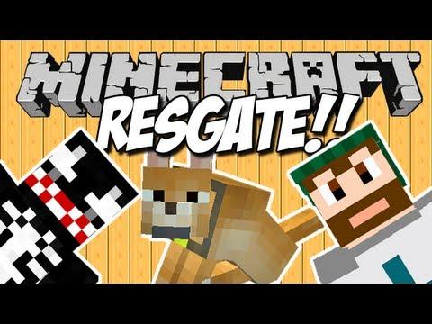 Ep 21. Diários de Minecraft M: Resgate do Alfredo!