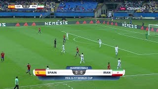 LIVE FIFA World Cup IR Iran 0 vs 1 Spain