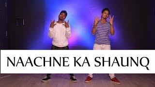 Raftaar X Brodha V Naachne Ka Shaunq Dance Dance Audio By Mahi Gupta Ft Deepak Gurjar