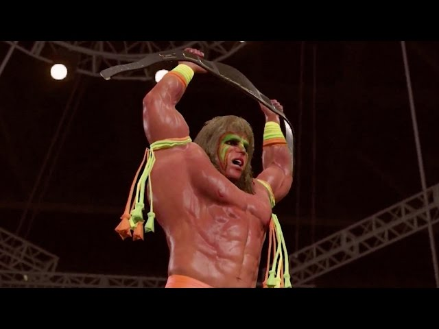 WWE 2K15 2K Showcase: Path of the Warrior Trailer