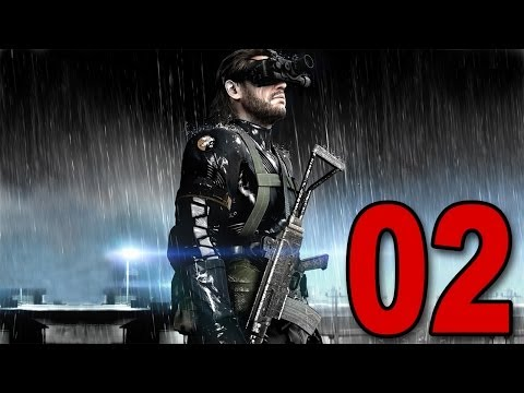 Metal Gear Solid V: Ground Zeroes - Part 2 - Saving Chico (Let's Play / Walkthrough / PS4)