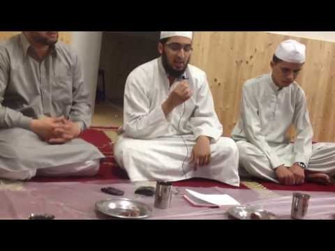 Aakhri Roze Hain By Hafiz Ahsan Amin video