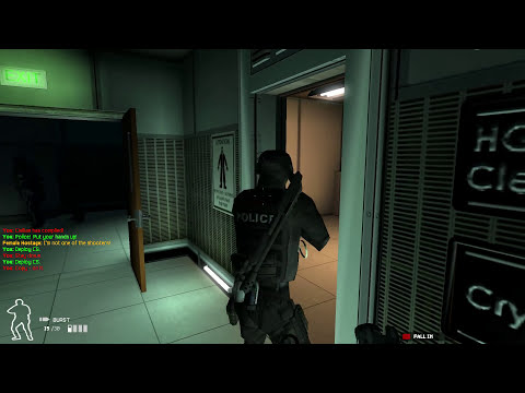 SWAT 4 Hard & Lethal - 13 (Doing God's work)