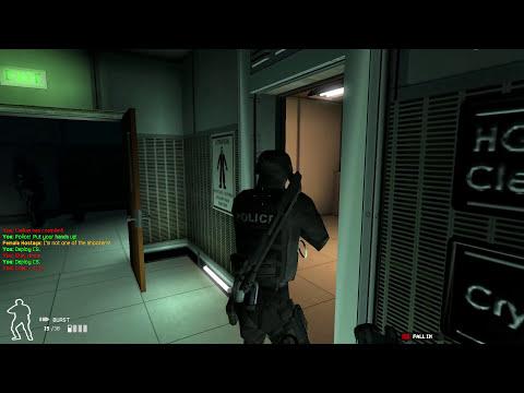 SWAT 4 Hard & Lethal - 13 (Doing God's work)