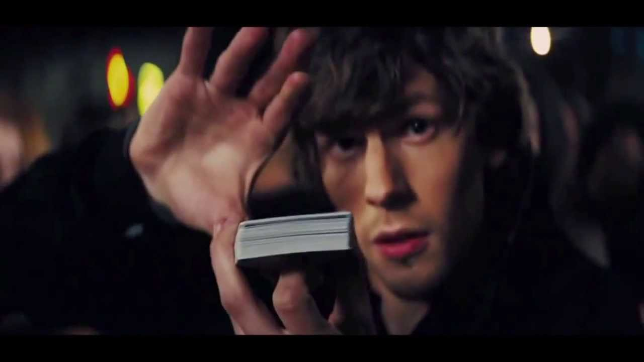 Now You See Me Movie Stage Scene - Now You See Me