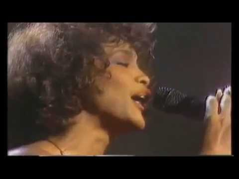 Whitney Houston - AMA'S 1988  Where Do Broken Hearts Go Live (Whitney in her Prime) Perfect!