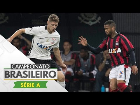 Melhores Momentos – Corinthians 0 x 0 Atlético-PR – Campeonato Brasileiro (26/11/16)