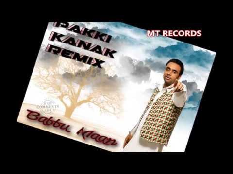 Pakki Kanak Remix - Babby Maan video