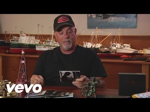 Billy Joel on COLD SPRING HARBOR - from THE COMPLETE ALBU...
