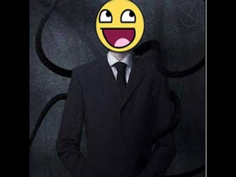 I BECAME SLENDERMAN!- Be the Slenderman (An RPG)