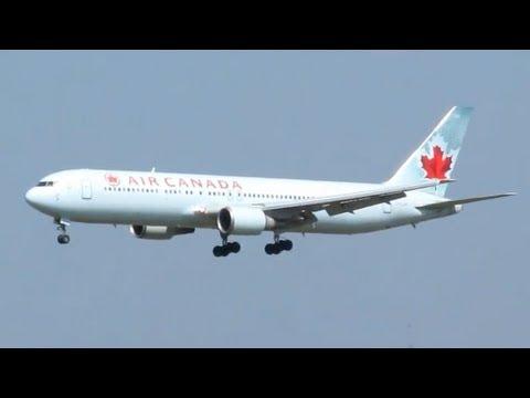 Air Canada B767-300ER - Narita International Airport 2013