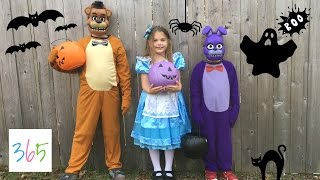 BOO FEST TRUNK-OR-TREAT 🎃   KIDS LIFE 365   10.28.16
