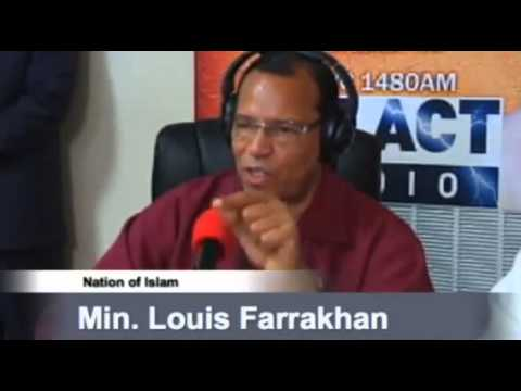 Rock Newman Interviews The Honorable Minister Farrakhan 