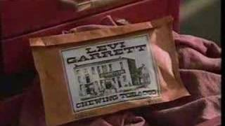 BANNED COMMERCIALS - Levi Garrett chewing tobacco commercial (1986)