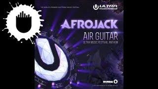 Afrojack - Air Guitar (Ultra Music Festival Anthem) (Cover Art)