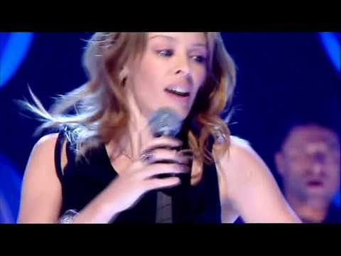 Kylie Minogue - Red Blooded Woman - (Live Top of The Pops Saturday - 06-03-2004)