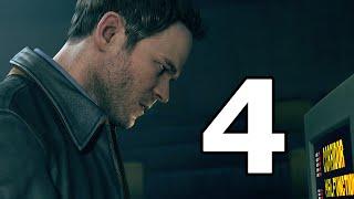 Quantum Break Walkthrough Part 4 - No Commentary Playthrough (Xbox One)