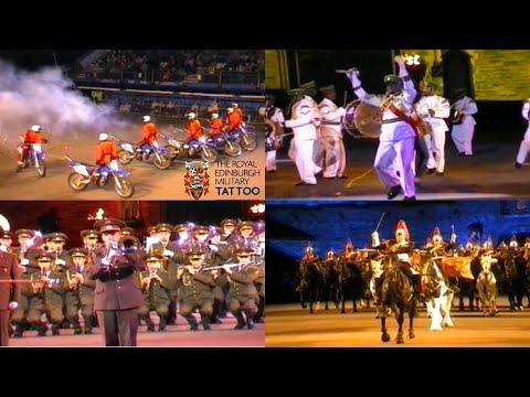 Royal Edinburgh Military Tattoo 2007 - Blue Orca Digital