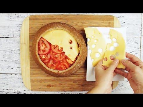 Бутерброд в духовке - Рецепты от Со Вкусом